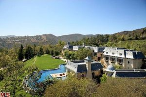 Dr. Dre's Massive Mansion