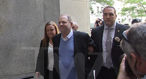 Harvey Weinstein Surrenders to NYPD