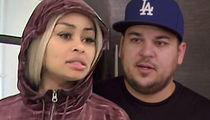 Blac Chyna Claims Kardashians Threatened to Leave E! Unless 'Rob & Chyna' Was Canceled