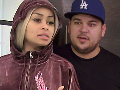 Blac Chyna Says Kardashians Threatened to Leave E! Unless 'Rob & Chyna' Was Canceled