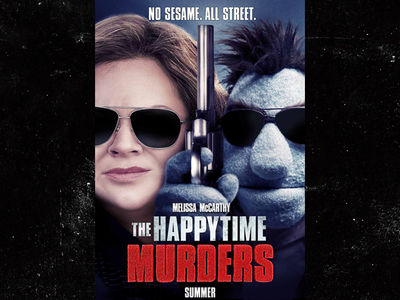 'Sesame Street' Creators Lose Bid to Block Release of 'Happytime Murders'