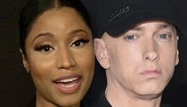 Nicki Minaj Not Dating Eminem Despite Instagram Comment