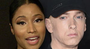 Nicki Minaj Says She's Dating Eminem in Instagram Post