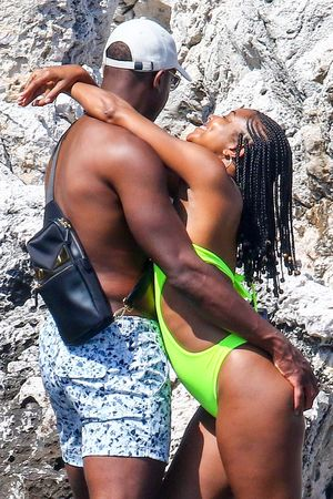 Dwyane Wade and Gabrielle Union Soaking up the Sun in France