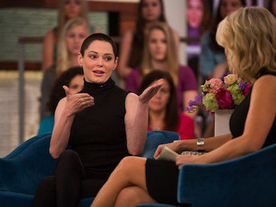 Rose McGowan Leads FLOOD of Weinstein Accusers REJOICING After 'Surreal' Arrest