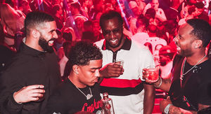 Diddy Parties With Drake Amid Pusha T Beef