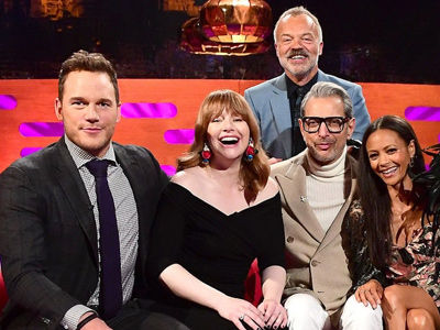 Pee, Pubic Hair & Jessica Chastain: How 'Jurassic World' Cast Made Us LOL with TMI Interview