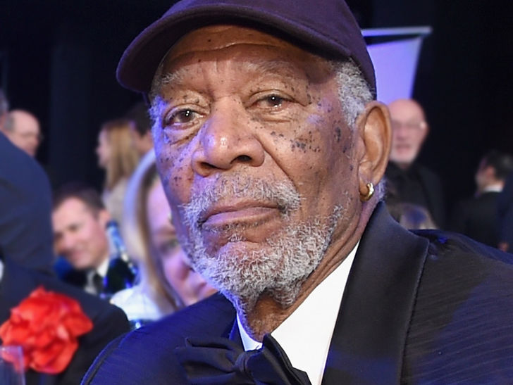 Morgan Freeman Says Conduct Was Misplaced Humor, Not Sexual Assault
