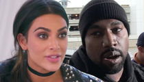 Kim Kardashian Drags Rhymefest Over Donda's House Kanye Attack