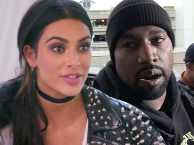 Kim Kardashian Lashes Out at Rhymefest Who Attacked Kanye Over Donda's House