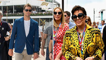 Hollywood Hits Up the Monaco Grand Prix 2018