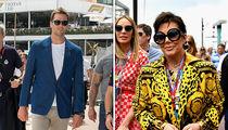 Hollywood Hits Up the Monaco Grand Prix 2018