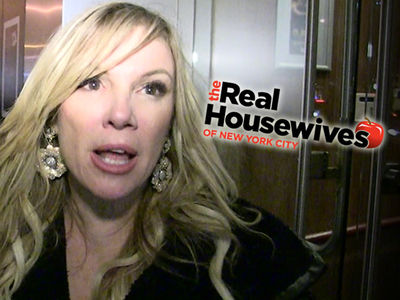 'RHONY' Star Ramona Singer Suffers Minor Injuries in Weekend Car Accident