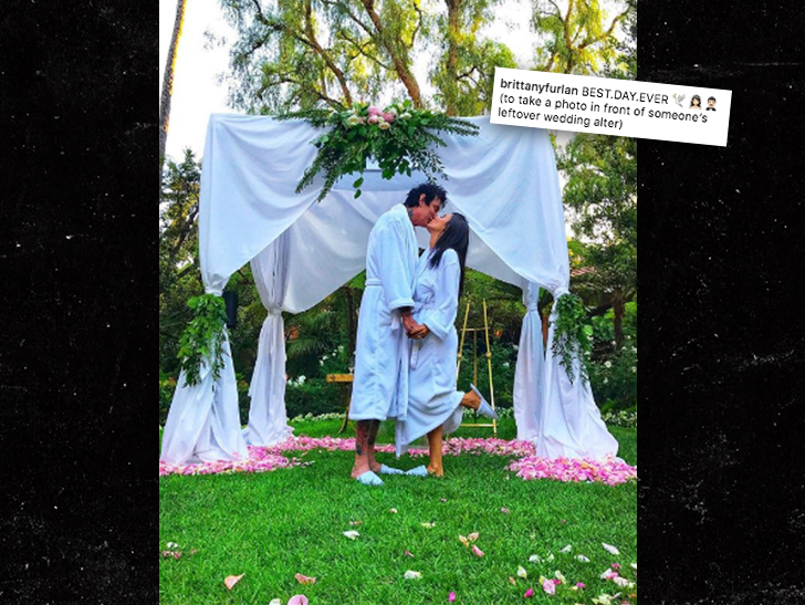 Did Tommy Lee Marry Vine Star Brittany Furlan?