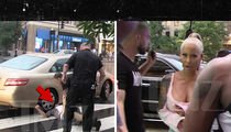 Amber Rose Event Triggers Man Getting Knocked Out and Hit by Car