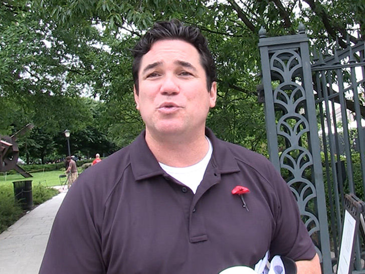 Dean Cain Goes To Bat For James Caan And Defends Morgan
