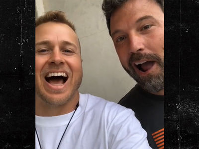 Spencer Pratt Starstruck Over Meeting Ben Affleck