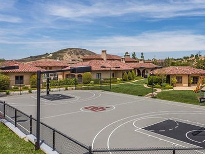 Chris Paul Lists Calabasas Mansion for $11.5 Million