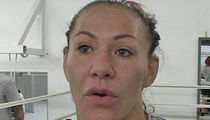 Cris Cyborg Completes Anger Management In Battery Case