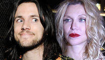 Frances Bean Cobain's Ex-Husband Sues Courtney Love for Attempted Murder for Guitar