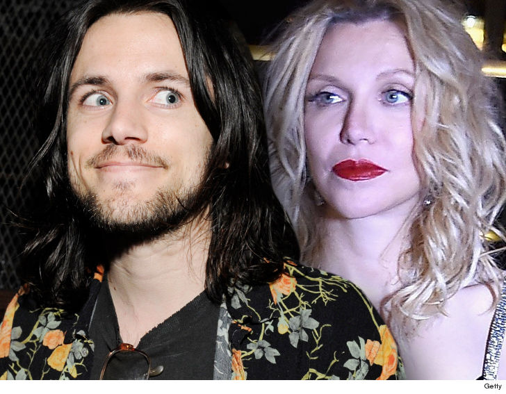 Frances Bean Cobain's Ex Sues Courtney Love for Attempted Murder