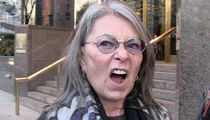 Roseanne Barr Takes Racist Shot at Barack Obama Adviser, Quickly Apologizes