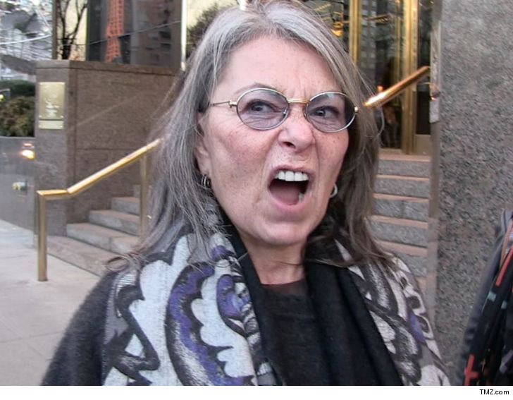 Roseanne Barr says she was 'Ambien tweeting' about Valerie Jarrett