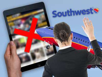 Southwest Airlines Investigating Alleged In-Flight Masturbater