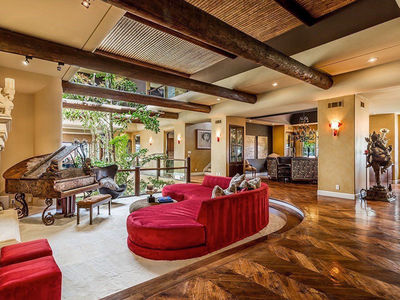 Tommy Lee Relists Calabasas Home for $4.65 Million