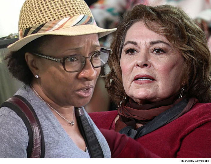Roseanne Barr's Agency Drops Her After Racist Tweet