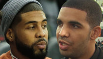 Arian Foster on Drake's Blackface Pic: 'What the F*ck Is This?'