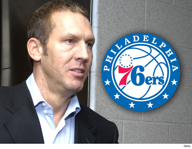 Philadelphia 76ers investigating alleged social media use by team president Bryan Colangelo