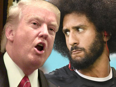 Colin Kaepernick's Attorney Says QB Blackballed 'Cause Of Donald Trump