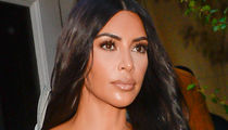 Kim Kardashian West's Perfume Company Sued for Ripping Off Logo
