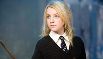 Luna Lovegood in 'Harry Potter' 'Memba Her?!