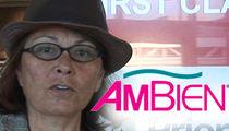 Ambien Tells Roseanne Drug Has No Racist Side Effects