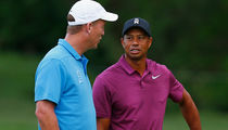 Tiger Woods & Peyton Manning Lose to Phil Mickelson at PGA Pro-Am