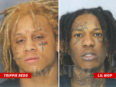 Rappers Trippie Redd & Lil Wop Arrested After Alleged Brawl