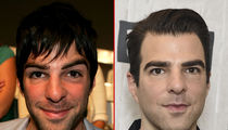 Zachary Quinto -- Good Genes or Good Docs?