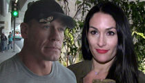 John Cena And Nikki Bella Working On Getting Back Together