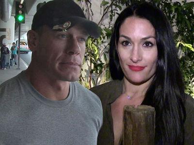 John Cena And Nikki Bella Working On Getting Back Together