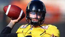 Johnny Manziel Has No Chance Of Starting Week 1 In CFL, Coach Says