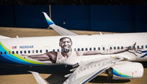 Kevin Durant Has Massive 50-Foot Wingspan on New Airplane