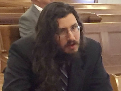 Evicted 30-Year-Old Michael Rotondo Packing Up After Altercation with Dad