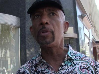 Montel Williams Hospitalized After Gym Emergency