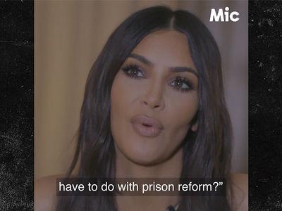 Kim Kardashian Reflects on Her Meeting With President Trump