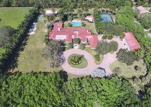 Chris Evert's Florida Castle