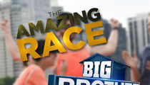 'The Amazing Race' Makes Shocking Final Cuts for 'Big Brother' Edition