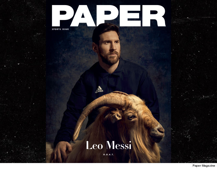 Don't consider myself the best, I am just another footballer: Lionel Messi
