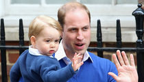 Royal Family Will Not Retreat in Wake of ISIS Threat Against Prince George